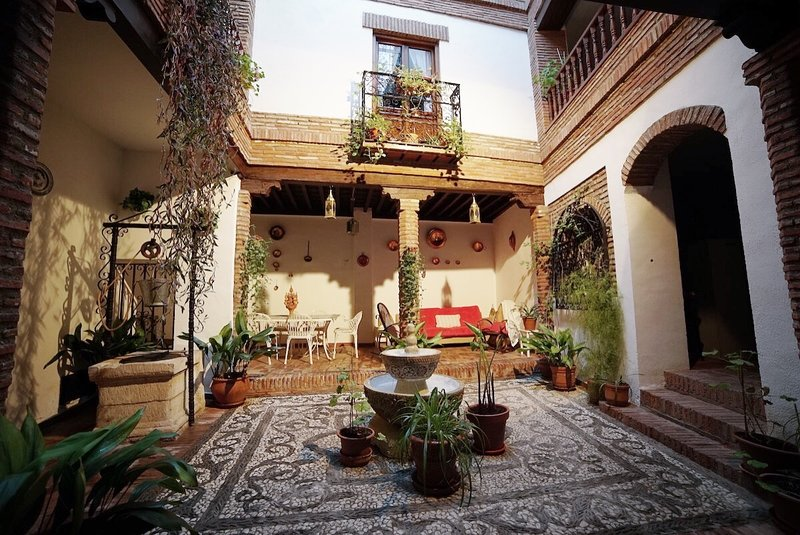 Palacete Magistral Dominguez, holiday rental in Purullena