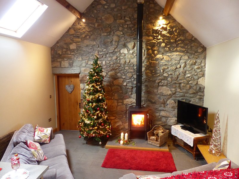 Our Christmas Tree will be ready to welcome you from Friday 1st November onwards - relax and unwind