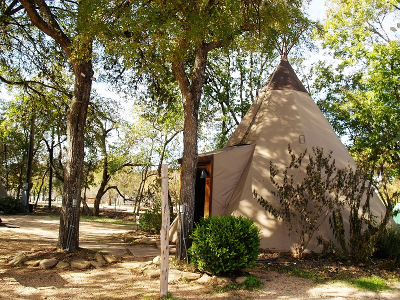 Reservation On The Guadalupe Tipi 5 Yellow Flower Updated