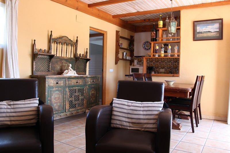 Casa el Balcon, een schitterend appartement met balkon tussen de olijfgaarden. – semesterbostad i Alcala la Real