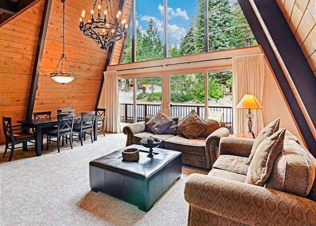 Quiet Home Near Tahoe House Bakery & Bike Path - Minutes From Tahoe City, vacation rental in Tahoe City