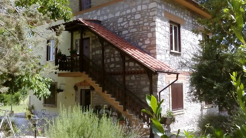 Casale delle ginestre, holiday rental in Gerano