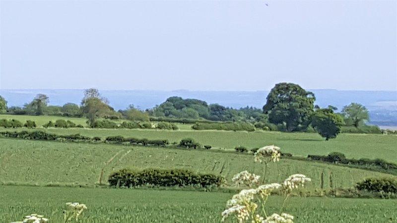 Prachtig landschap van Yorkshire