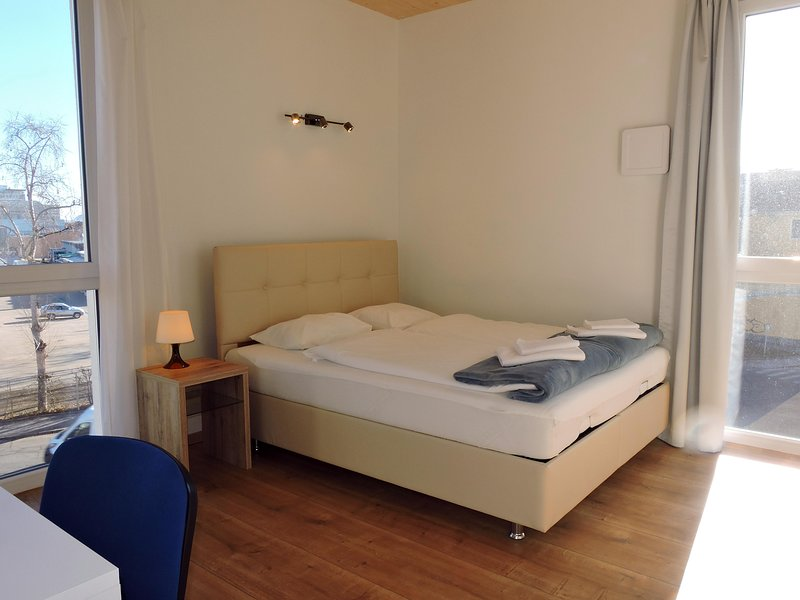 Messe Apartment 214 Salzburg, vakantiewoning in Pritschitz
