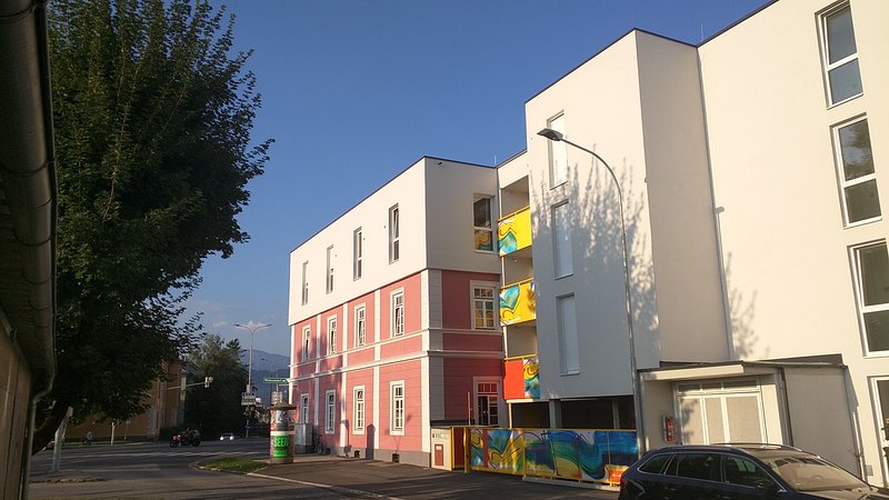 Messe Apartment 215 Wien, vakantiewoning in Pritschitz