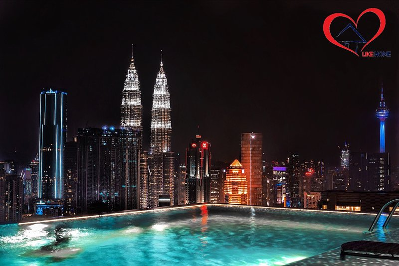 Expressionz at KLCC by Like Home, holiday rental in Wilayah Persekutuan