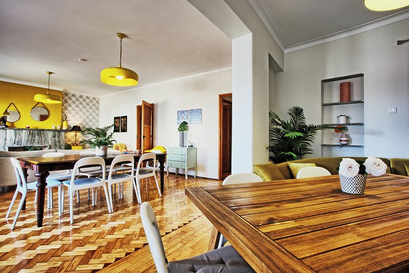 APOLONIA TERRACE, holiday rental in Lisbon