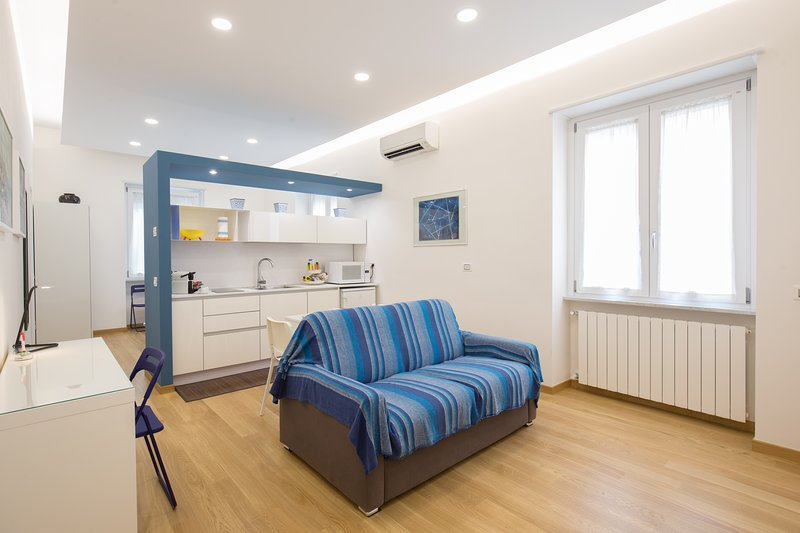 Pisacane Loft, holiday rental in Arechi
