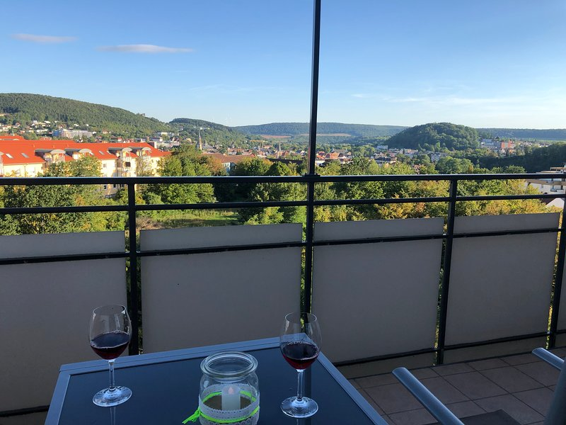 Apartment AusZeit, holiday rental in Bad Neustadt an der Saale