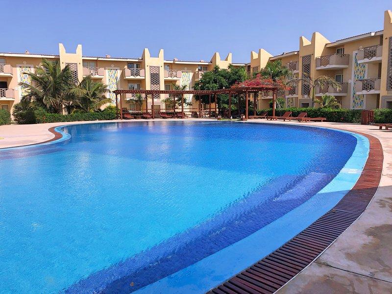 Apartment 2 Bed Room | Tropical Resort | Santa Maria, casa vacanza a Sal