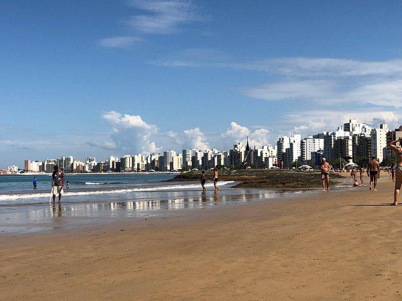 Praia do Morro - 3 quartos com suíte - Wi-fi - 8 pessoas, location de vacances à Alfredo Chaves