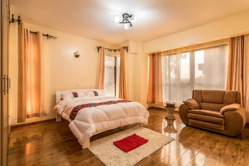 Elegant Cosy Conquest, holiday rental in Nairobi