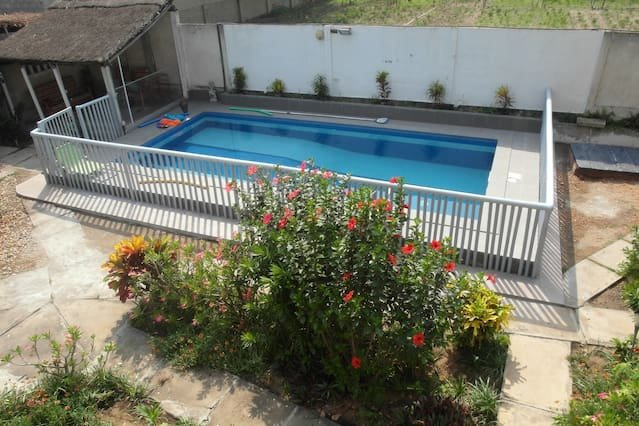 Apartment with shared pool, vacation rental in Vogan