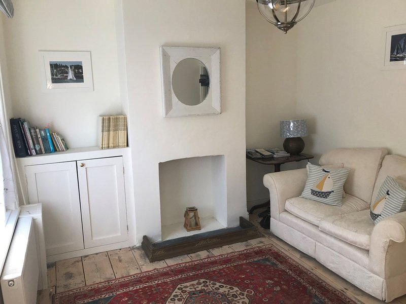 Cosy lounge which is an ideal retreat after a busy day exploring