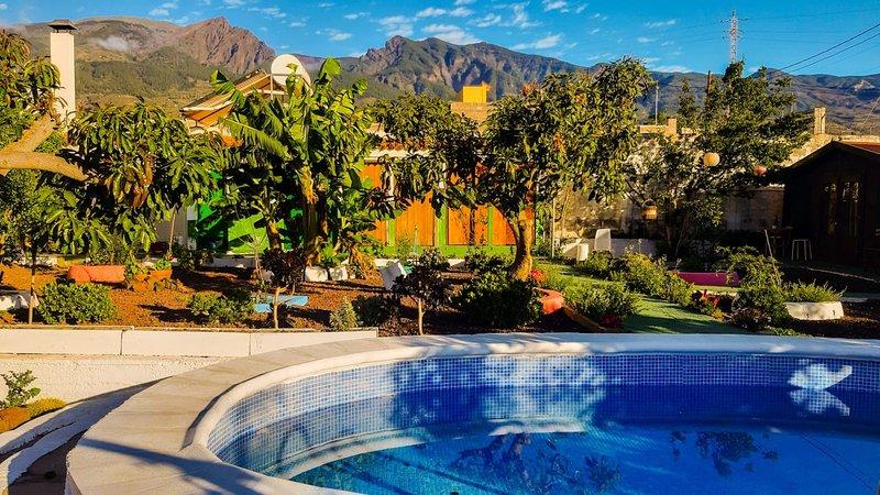Casa Tato Country House, location de vacances à Guimar