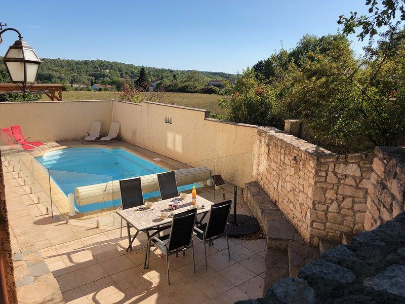 Villa la Lavande - piscina