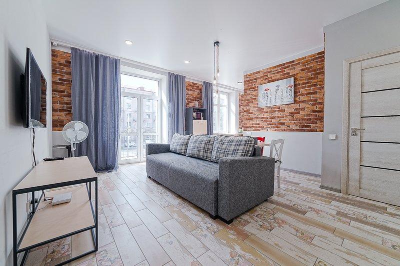 VIP European Style Apartment, Kozlova str.5, casa vacanza a Regione di Minsk