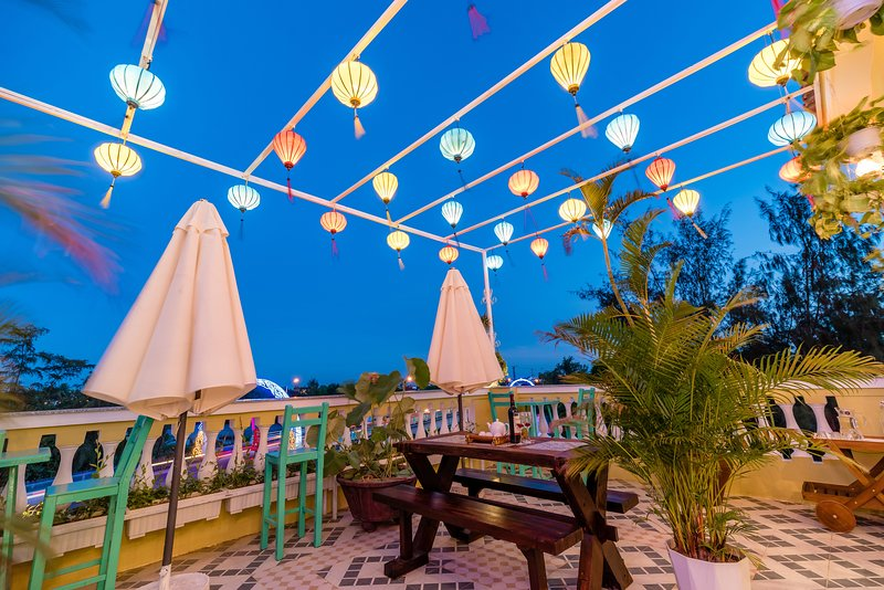 Homestay Golden Walls Hội An, holiday rental in Dien Duong