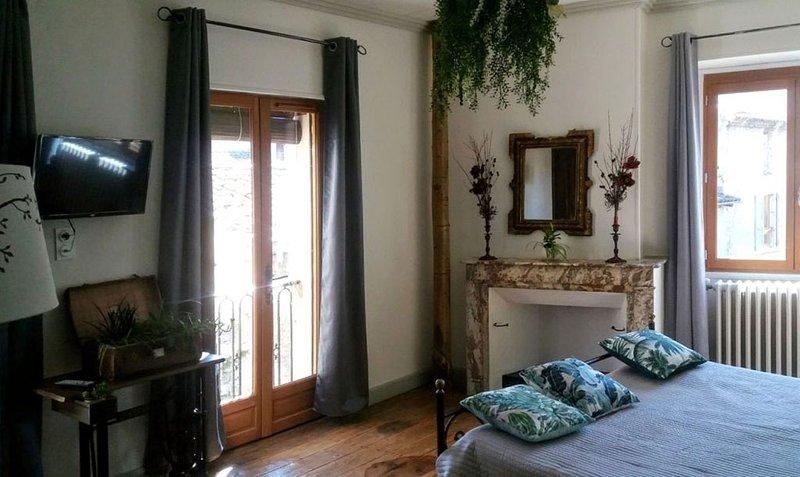 La chambre végétale, vacation rental in Plan-de-Baix