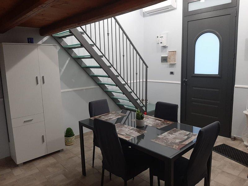 Beautiful house near the beach, holiday rental in Testa dell Acqua