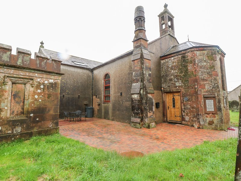 Cummertrees Church, Annan, holiday rental in Bowness on Solway