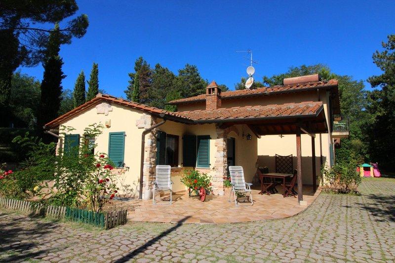 VILLINO ALBA, vacation rental in Pieve A Maiano