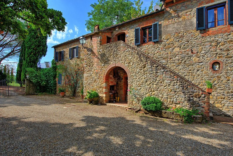 Castello di Montalto Apartment Sleeps 2 with Pool - 5241849, vacation rental in Montebenichi