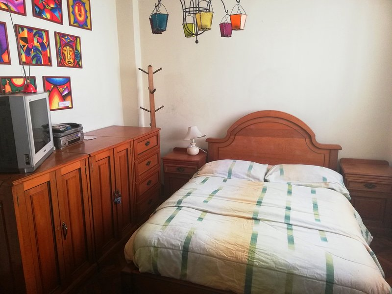 Privet Room in Sopocachi, beautiful naighbourhood, alquiler de vacaciones en La Paz