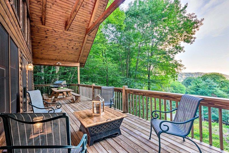 Questa casa vacanza offre infinite attività all'aperto per 16 ospiti!