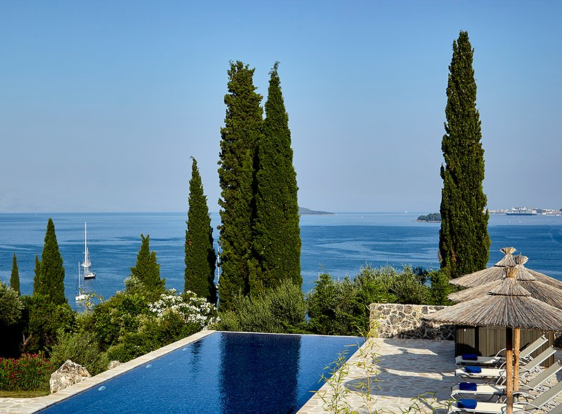 Limni Keriou Villa Sleeps 12 with Pool and Air Con - 5813825, holiday rental in Limni