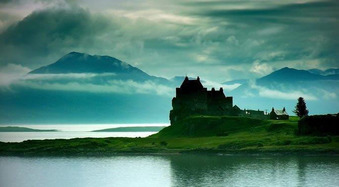 nabijgelegen kasteel Duart