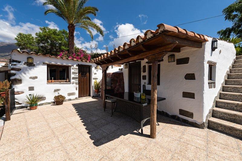 La Casita de La Rueda, verdadero paraíso exótico en plena caldera volcánica., vacation rental in Santa Lucía de Tirajana