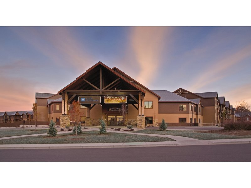 Wyndham Vacation Resorts At Glacier Canyon, holiday rental in Merrimac