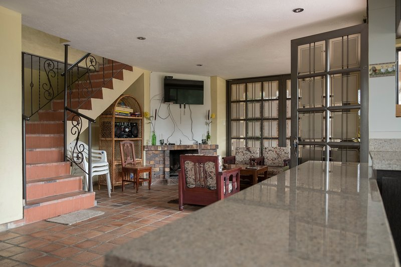Alquiler por días en Paipa Boyaca, holiday rental in Paipa