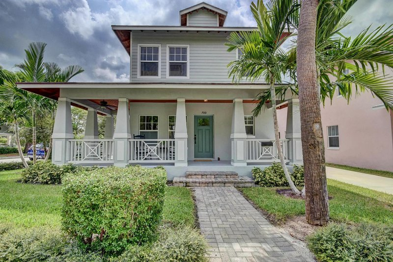 Grey Mist | Modern 3bd/2ba on Quiet Street, location de vacances à Palm Beach