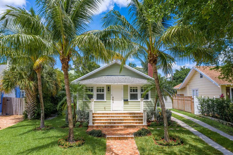 Fern Cottage | 3bd/2ba | Private Pool, alquiler vacacional en Lake Worth