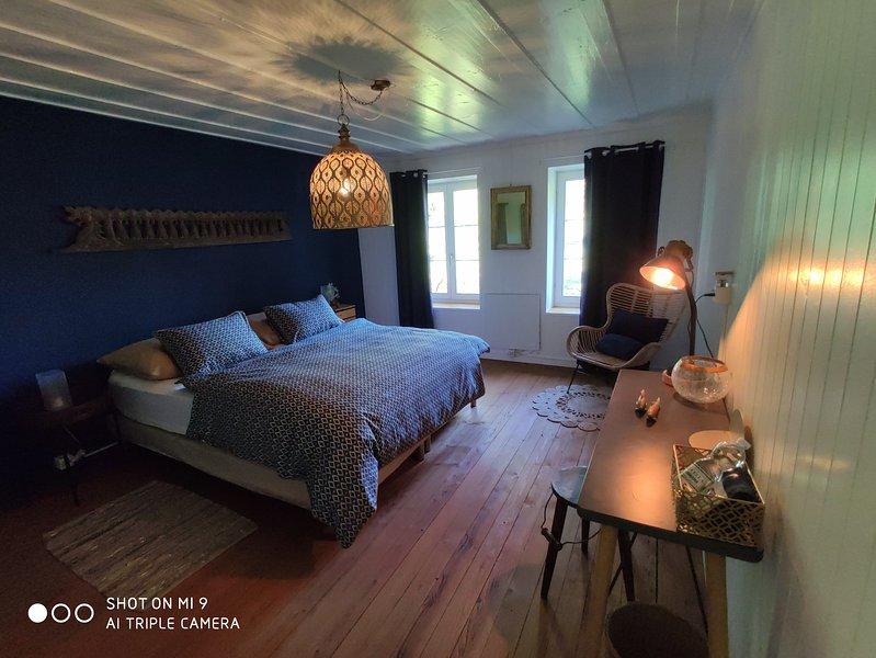 Maisonette Wohnung in alter Mühle, vacation rental in Wangenried