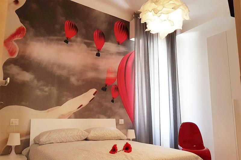 Reggia del sole - Appartamento 'il bacio' – semesterbostad i San Benedetto Del Tronto