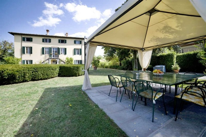 Villa Clarabelle, holiday rental in San Pietro in Campo