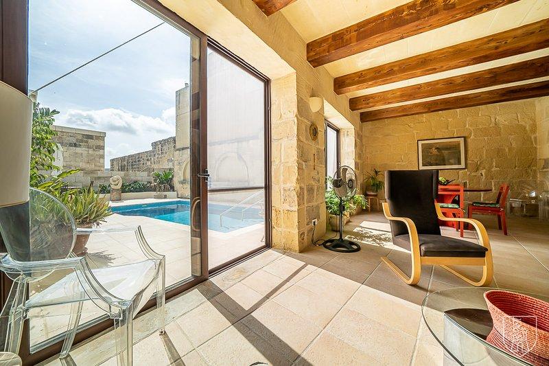 San Pietru Villa, holiday rental in Gharb