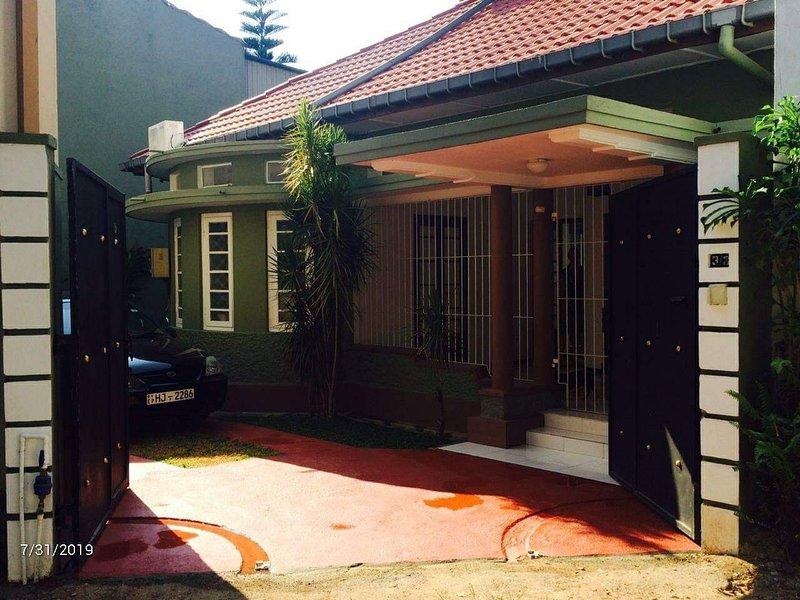 3/3, Park Avenue, Colombo 08, location de vacances à Kelaniya
