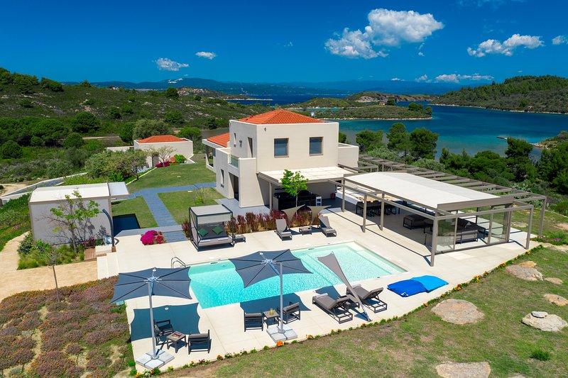 Tiamo Secrets - Treasure Cove, vacation rental in Ormos Panagias