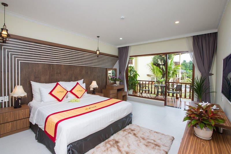 Elwood Premier Resort Phu Quoc - Grand Garden Balcony - 50m2, casa vacanza a Cua Can