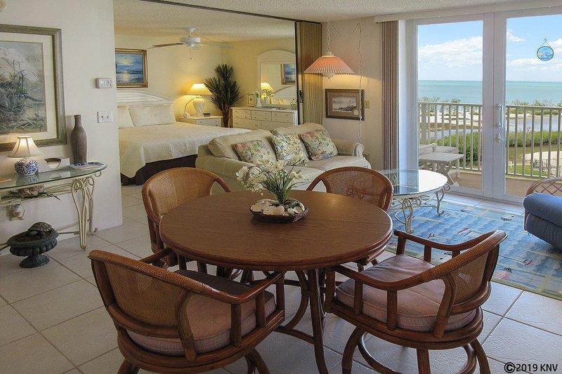 Estero Beach & Tennis 407A - Estero Beach And Tennis Club 407A Beachfront Vacation Condo