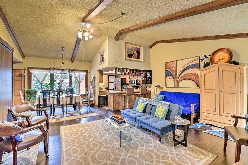 'Flagstaff Getaway' Daytrip to Sedona+Grand Canyon, holiday rental in Flagstaff