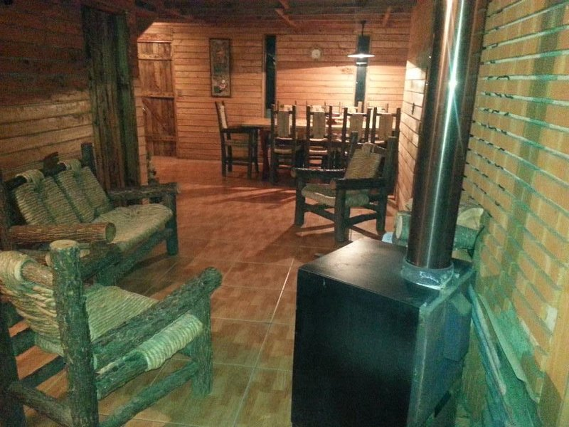 Cabaña Radal 7 Tazas, alquiler de vacaciones en Región del Maule