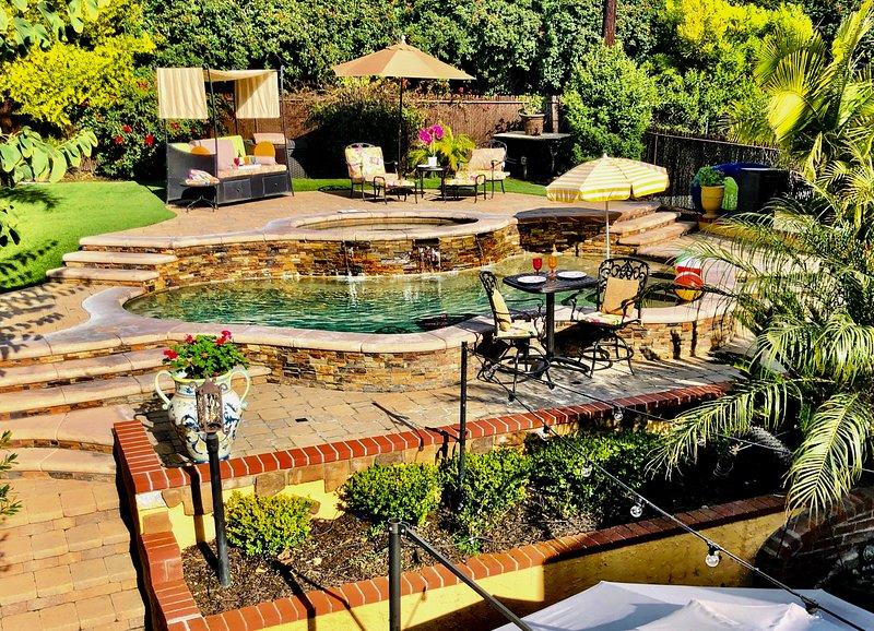 """Welcome to """"Villa Catalia"""" Beach Home with Private Pool Oasis, aluguéis de temporada em Dana Point"""