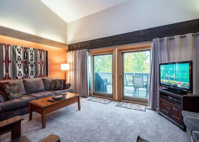 Spacious Teton Village retreat~close to Jackson Hole~Sundance club included!, holiday rental in Jackson Hole