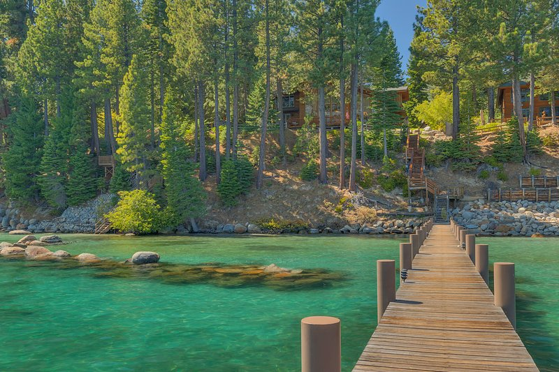 Rubicon Bay Lakefront, vakantiewoning in Tahoma