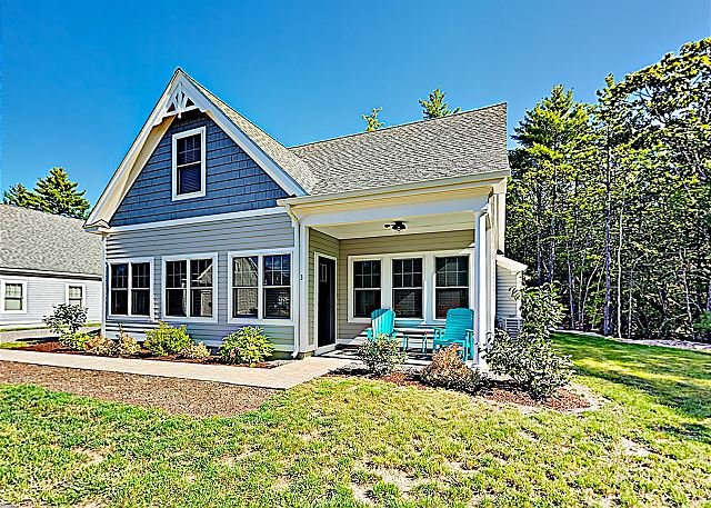 Brand-New Cottage w/ Pool - Near Kennebunkport, vacation rental in Kennebunkport